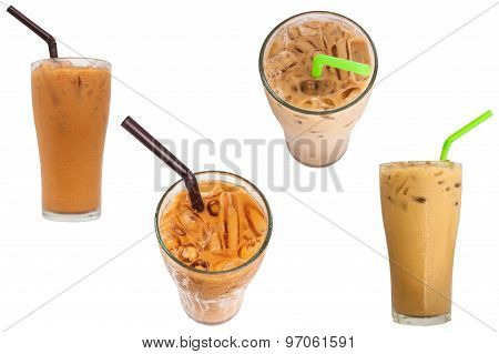 Ice Tea And Ice Coffee