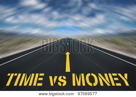 balance between money and time