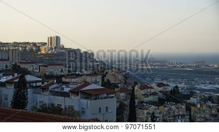 views of Haifa
