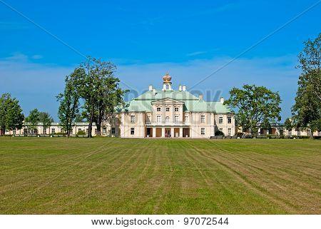 Oranienbaum (Lomonosov). Saint-Petersburg. The Grand Menshikov Palace