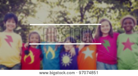 Copy Space Blank Summer Vacation Holiday Concept