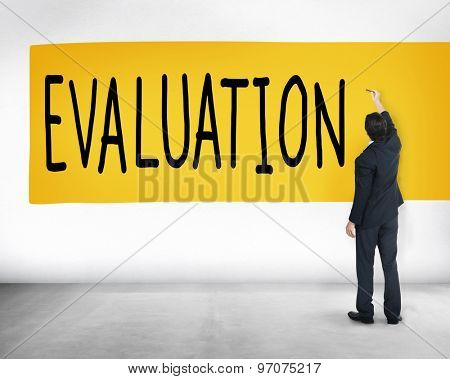 Evaluation Consideration Analysis Criticize Analytic Concept