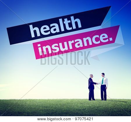 Health Insurance Protection Risk Assessment Assurance Concept
