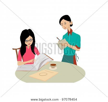 ordering illustration