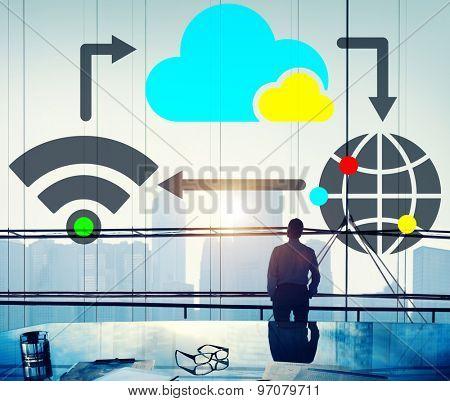 Connection Connecting Communication Community Concept