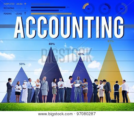 Accounting Financial Banking Economy Marketing Concept
