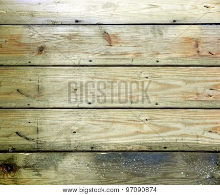 old planks