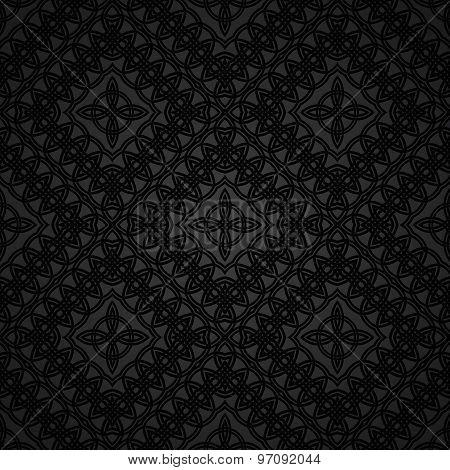 Seamless patterns in arabian style.