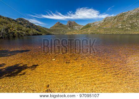 Lake Dove Tasmania