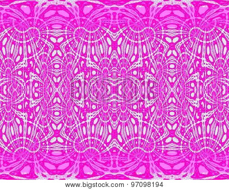 Seamless pattern pink gray