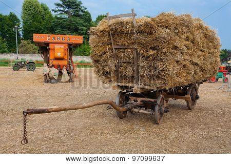 Wagon Straw