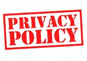 Постер, плакат: Privacy Policy