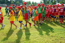 foto of physical education  - CAN THO VIET NAM - JPG