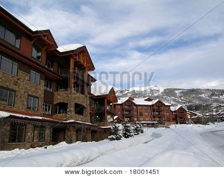 Western Style Condominiums