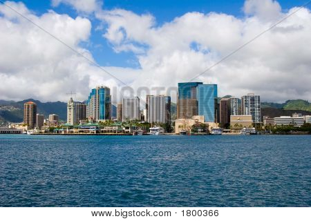 Downtown Honolulu 2