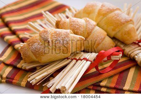 Fragrant Croissants