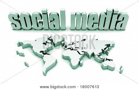 Social Media Platform For A Global Audience