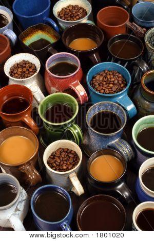 Tazas de café 2