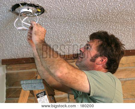 Instalação de iluminação 1