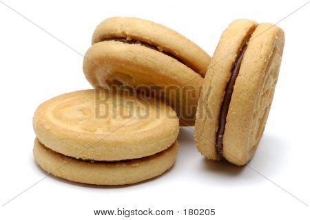 Chocolate Sandwitch Biscuits