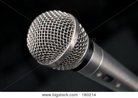 Micrófono Macro