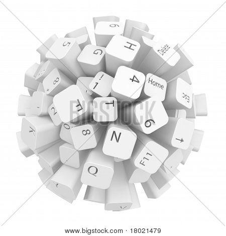 Keyboard Sphere