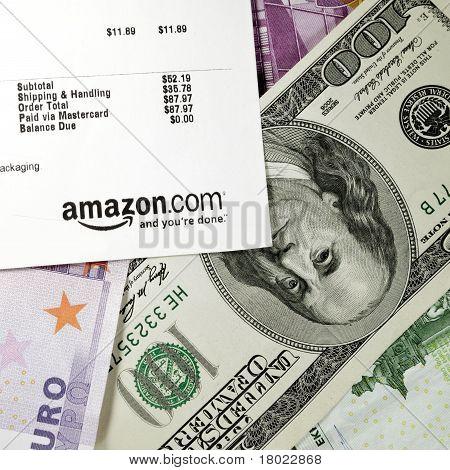 Amazon.com Invoice