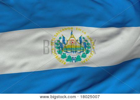 Salvadorian Flag