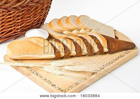 Still Life With Bread