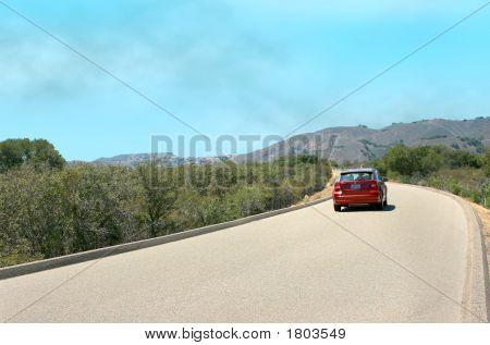 Viaje de camino abierto
