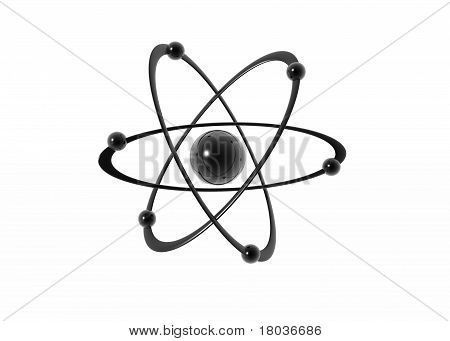 Atom with Electrons