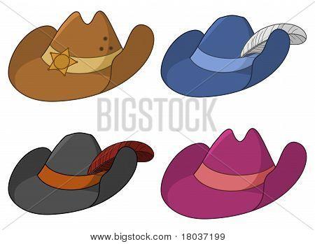 Alte Hüte