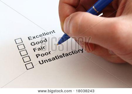 Survey Questionnaire