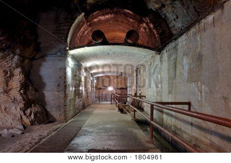 Industrial Underground Interior