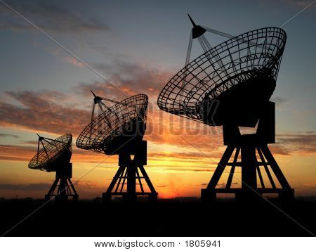 Satelite Dishes