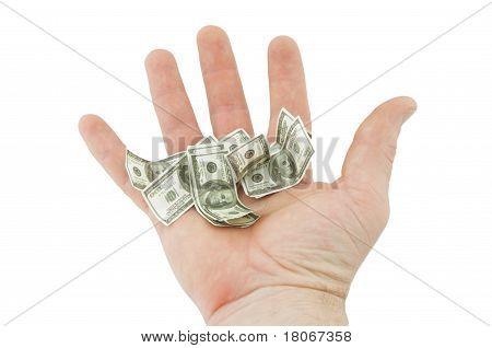 Shrinking Dollar