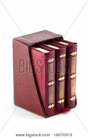 Books In A Case