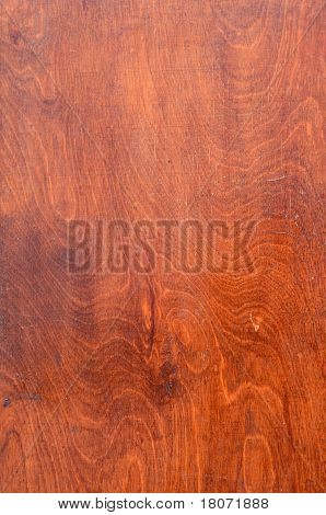Retro Plywood Background