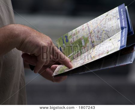 Consulting Map For Directions