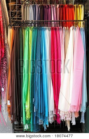 Color Scarves