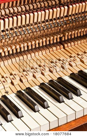 piano   construction