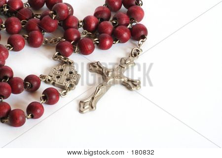Rosary Detail