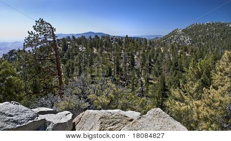 San Jacinto Overlook