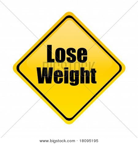 Yellow Signal  Weight Lose