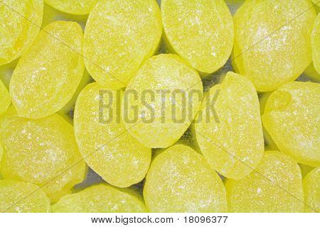 Close View Of Lemon Drops