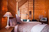 Fox Glacier Lodge Apartment Interior