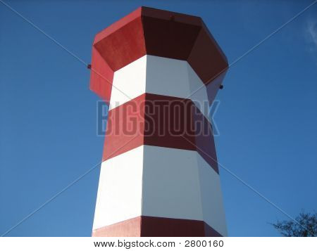 Candy Cane Or Lighthouse