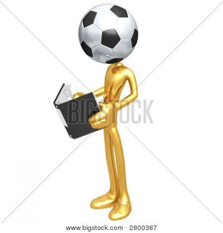 Soccer Football Rulebook