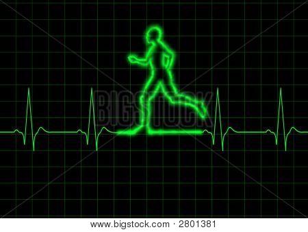 Corredor de ECG