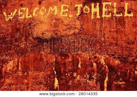 Bienvenidos al infierno